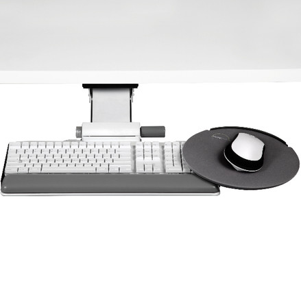 Shop Humanscale 900 & 950 White Keyboard Trays (Discontinued)