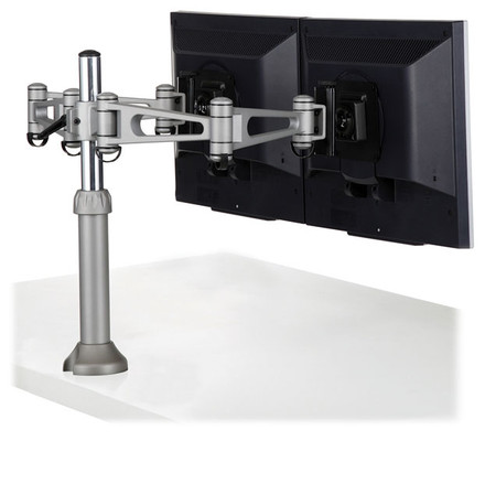 Humanscale M7 Dual LCD Monitor Arm Basic Configuration (Discontinued)
