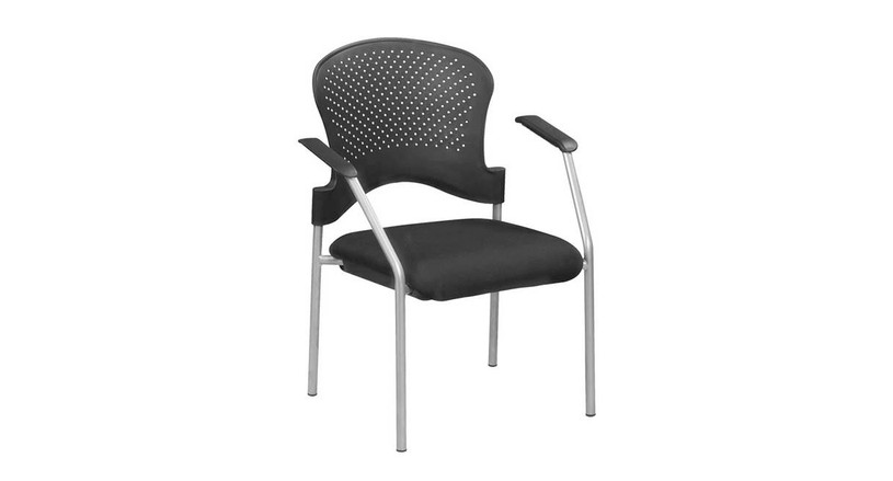 Chairs are stackable