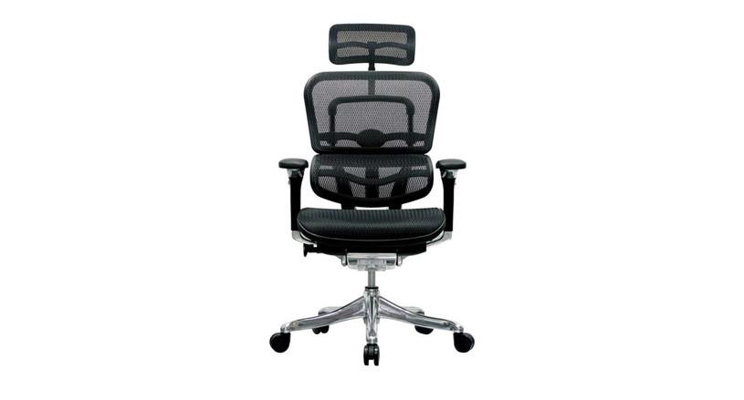 Raynor Ergohuman V2 Chair V200HRBLK  (Discontinued)