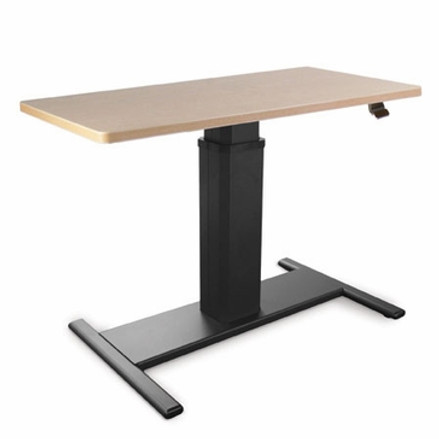 Sis Move! Spring Height Adjustable Desk - Rectangle (Discontinued)