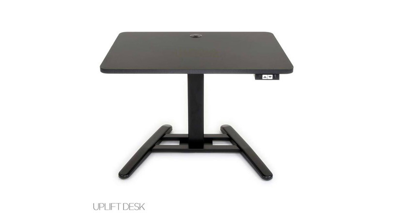 UPLIFT 975 Height-Adjustable Standing Pedestal Desk (Discontinued)
