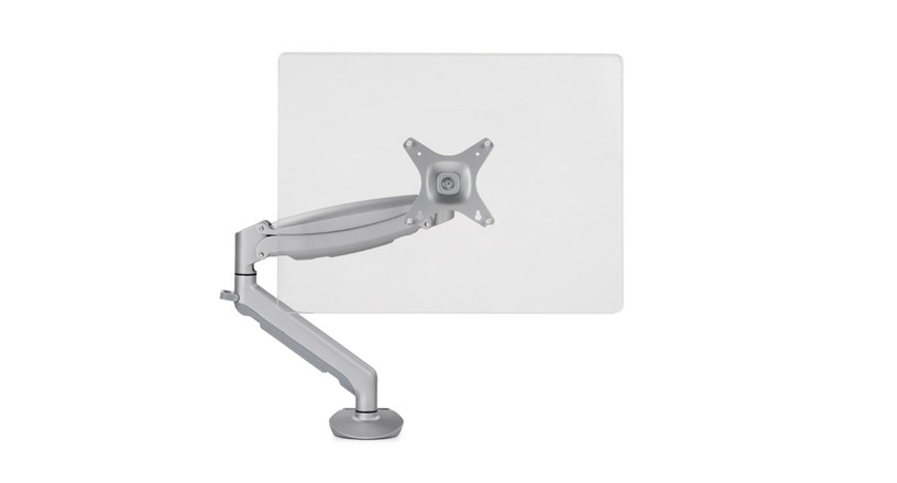 Cable management built into the arm and base of the Horizon Monitor Arm for Heavier Monitors