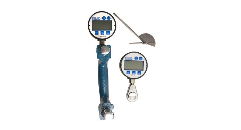 Baseline 3-Piece Hand Evaluation Set includes: