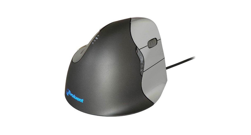 Six programmable buttons give users more versatility for personalized mouse functions