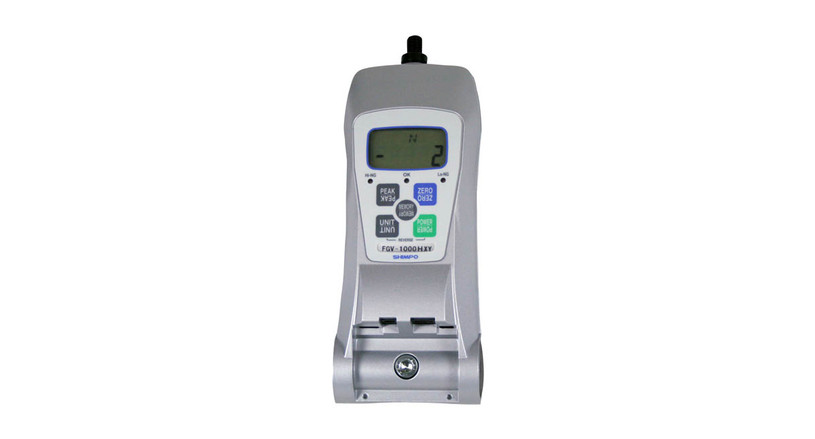 180 degree reversible display with adjustable force direction and dual labeled keypad allows for applications in multiple directions