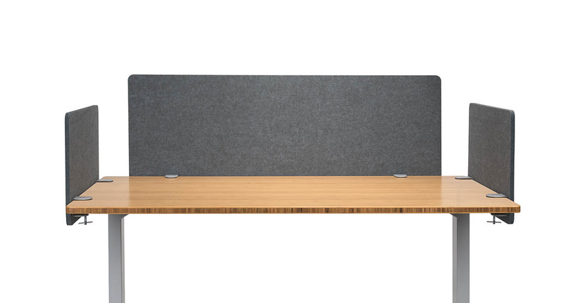 Acoustic Privacy Panels let you create a more productive workspace