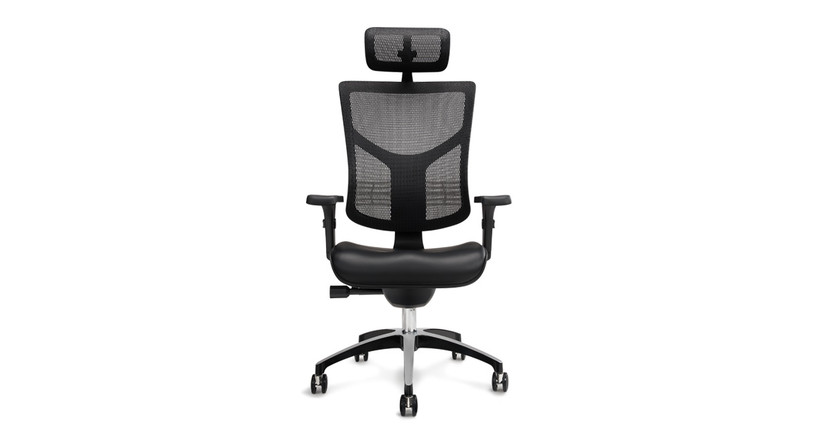 The J3 Ergonomic Chair by UPLIFT Desk comes with a wide array of ergonomic features to keep you sitting in comfort