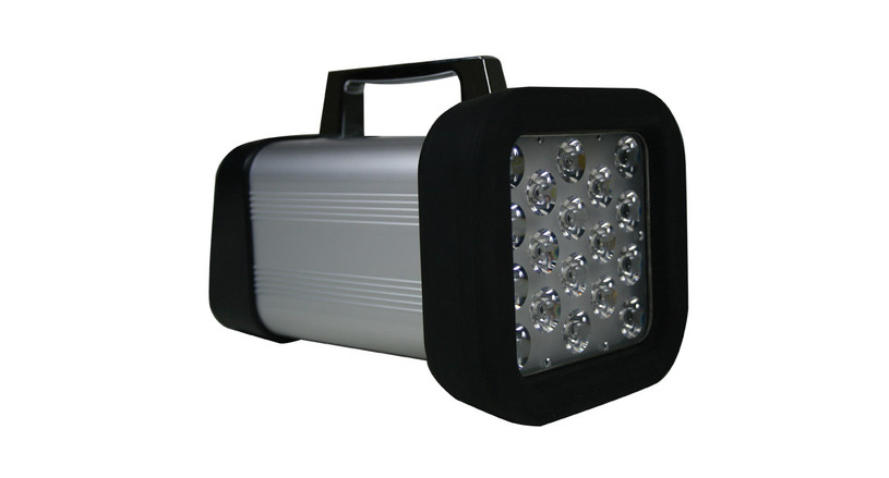 The DT-361 High Intensity LED Stroboscope features remarkable durability thanks to its extruded aluminum and NEMA 4X (IP65) construction