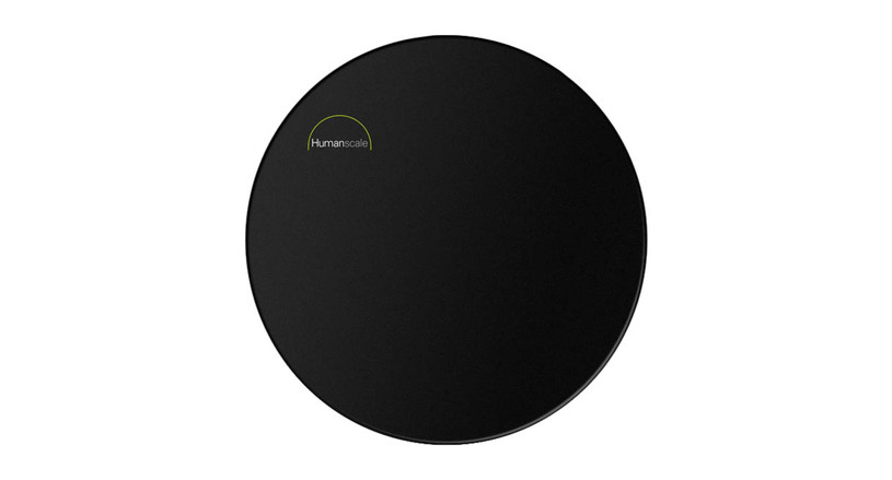 "Humanscale 10"" Gel Mouse Pad is perfect for 90 or 90H clip mouse"