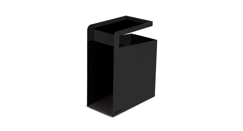 Mount your desk storage in seconds with the Hanging Storage Cubby by UPLIFT Desk