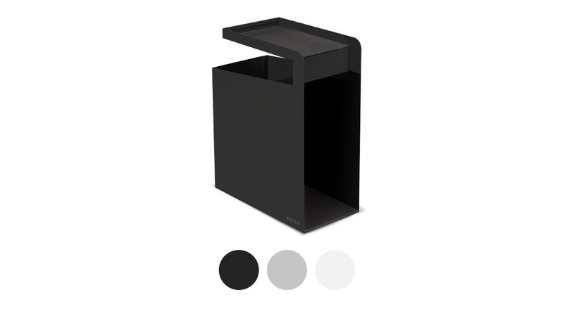 This product comes in black, gray, and white color options to match your UPLIFT Desk frame