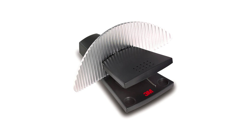 The 3M Document Wedge DH140 holds up to 20 legal, letter and A4-size documents in either portrait or landscape