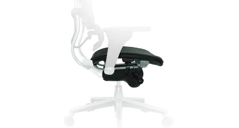 The Raynor Ergohuman Chair Replacement Mesh Seat for ME7ERG and ME8ERGLO lets you replace your worn out seat