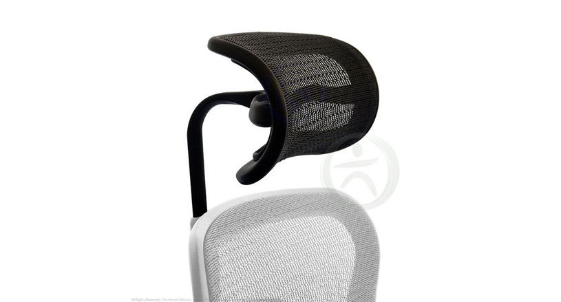 This Raynor Ergohuman Chair Replacement Mesh Headrest is designed for ME7ERG and LEM4ERG Ergohuman chair models