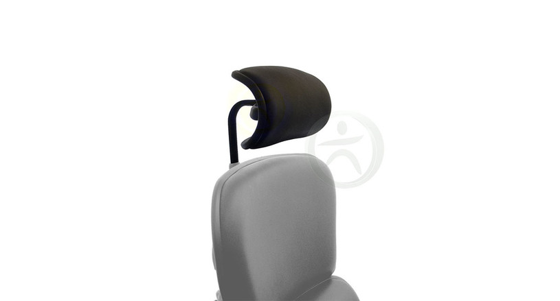 Swap out your headrest with a Raynor Ergohuman Chair Replacement Leather Headrest for LE9ERG