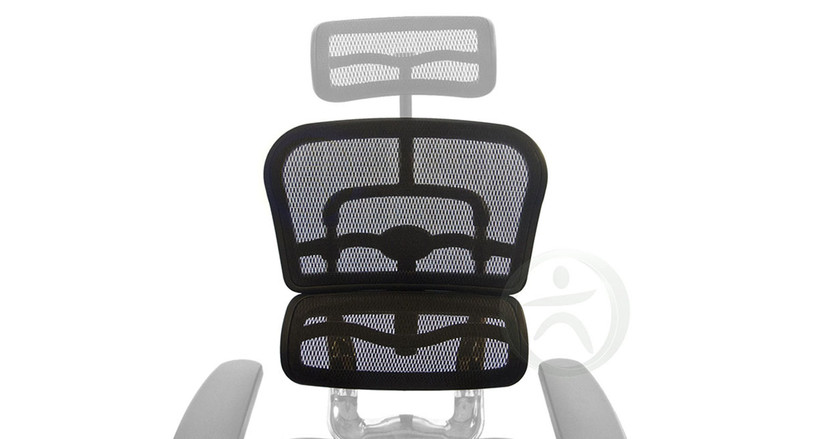 Swap out and replace your chair back with the Raynor Ergohuman Chair Replacement Mesh Back for ME7ERG, ME8ERGLO, and LEM4ERG