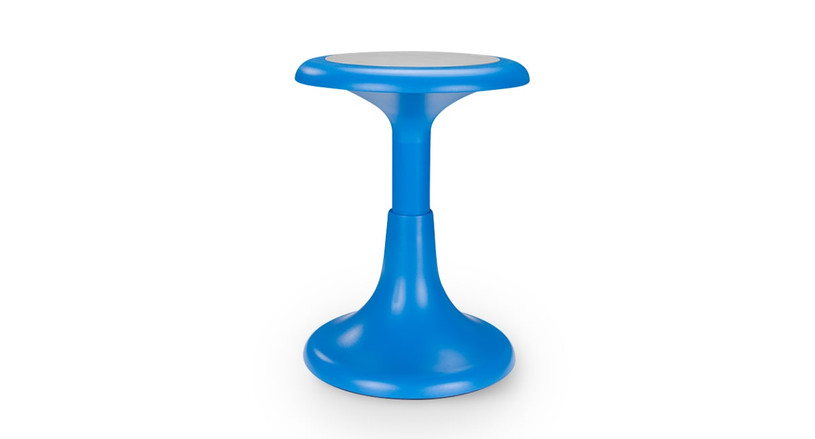 Let kids fidget, wobble, and burn off some energy with the Kids Active Stool by UPLIFT Desk