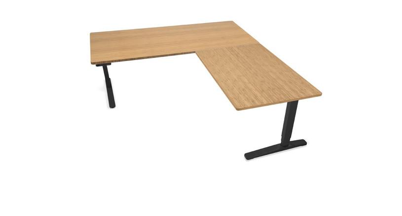 UPLIFT V2 L-Shaped Stand Up Desk