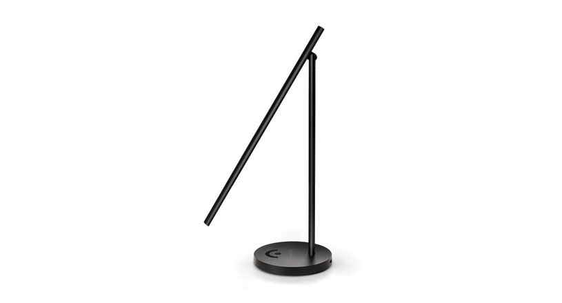 The E3 LED Task Lamp by UPLIFT Desk provides powerful, directional LED lighting with a dash of modern style.