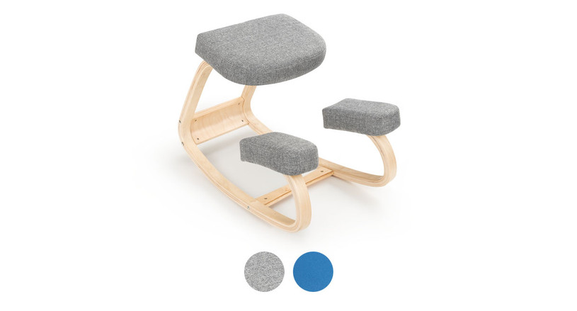 Start customizing your Ergonomic Kneeling Chair and experience a new way to sit.