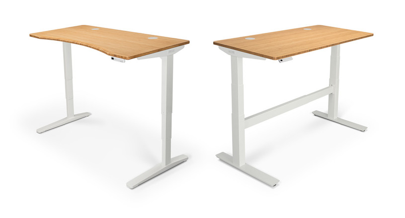 With many desktop styles to choose, from GREENGUARD-certified laminate to solid wood, your desk can be just as unique as you are