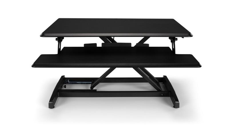 An affordable standing desk alternative