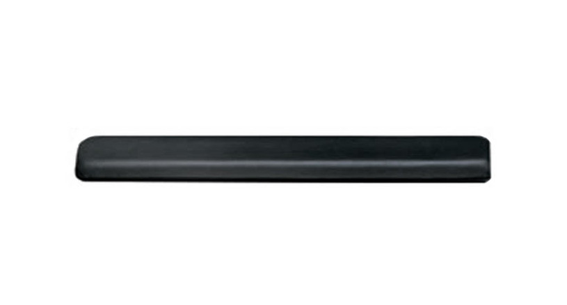 Humanscale Keyboard Tray Palm Rests is available in foam, or upgrade to gel for extra comfort