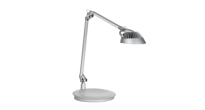 Single MCX LED technology casts only one shadow, producing a large footprint of ergonomic illumination and provides as much light as a 70 watt incandescent bulb using only 7 watts