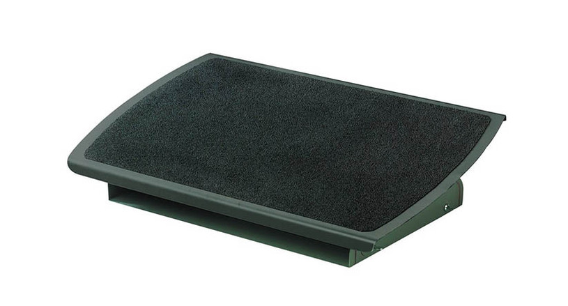 The 3M Foot Rest FR530CB encourages healthy circulation, increasing user comfort