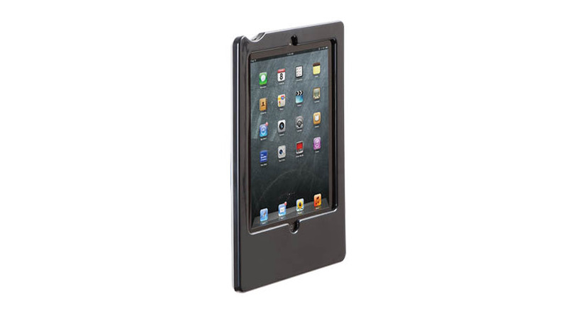 Protects your iPad from theft and damage