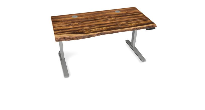 UPLIFT V2 Solid Wood Ergonomic Desk