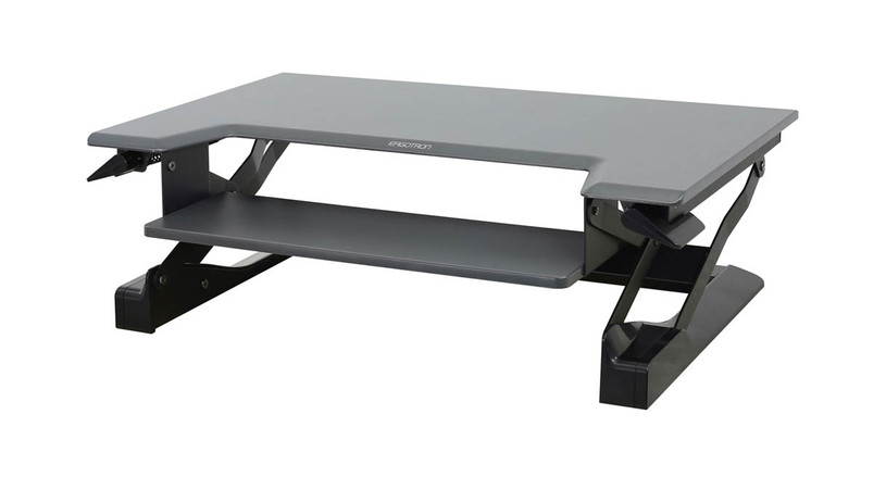 Freestanding mount can be added to almost any surface