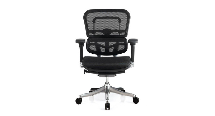 Enjoy adjustable tilt tension that lets you customize the Raynor Ergo Elite Chair's recline resistance