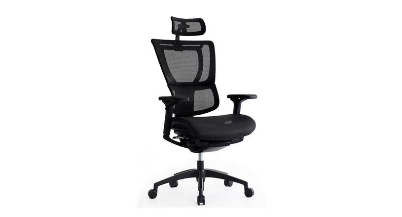 Adjustable headrest for added comfort