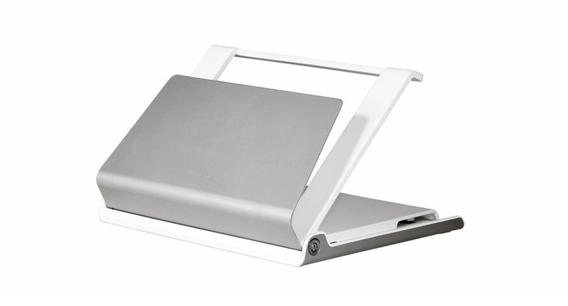 """Eliminates """"laptop hunch"""", enabling a more comfortable working posture"""
