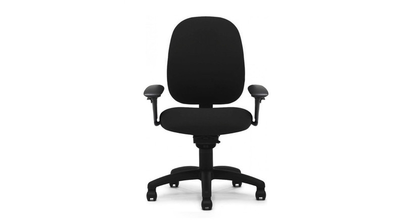 The ergoCentric geoCentric Task Chair comes with a wide range of color options