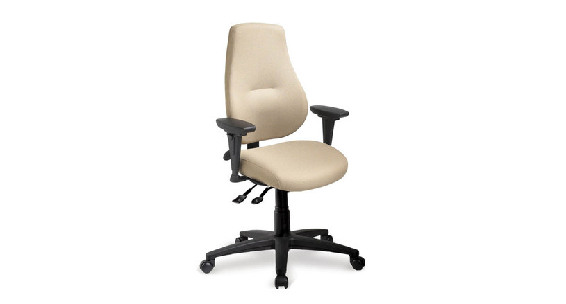 Thick, comfortable, exceptional foam on seat and back