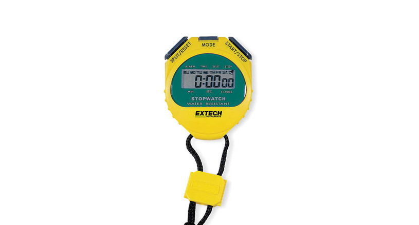 Available with standard factory calibration or with NIST Calibration Certification