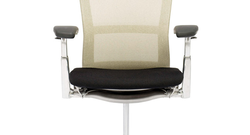 """3/4"""" thick foam delivers additional support and comfort with the Knoll Life Chair Seat Topper"""
