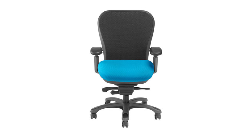 The Nightingale CXO 6200 Mesh Chair comes in a wide range of color options