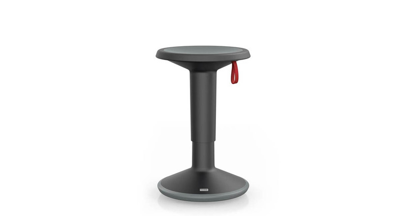 "Adjustable seat height: 17.5-25"" (45-63cm)"