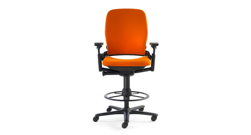 The Leap Drafting Stool comes in a range of exciting color options