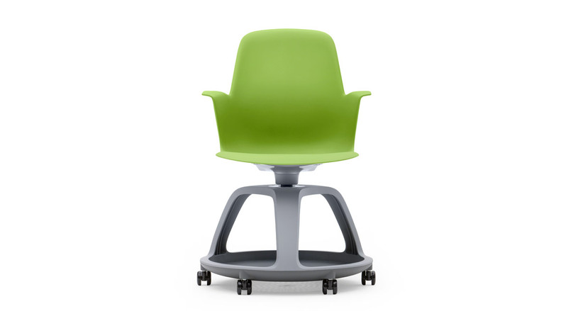 The Steelcase Node Chair comes in a wide range of color options to inspire creativity and learning