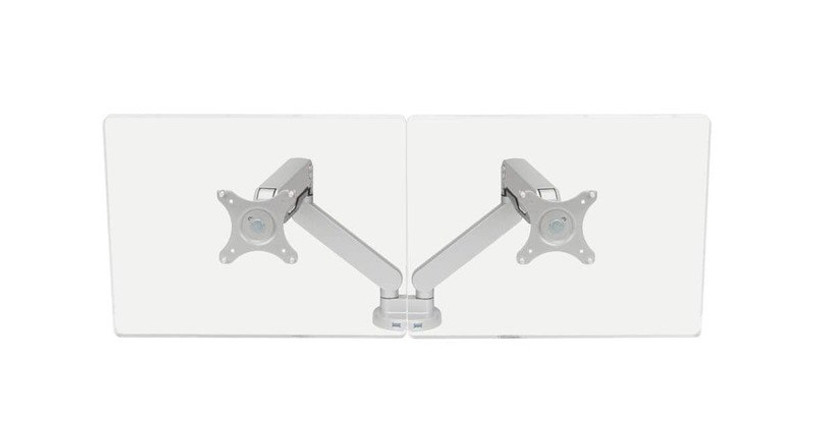 UPLIFT View Dual Monitor Arm - Gray