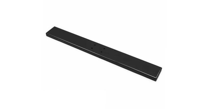 UPLIFT Desk Short Foot for T-frame Desks are sold individually