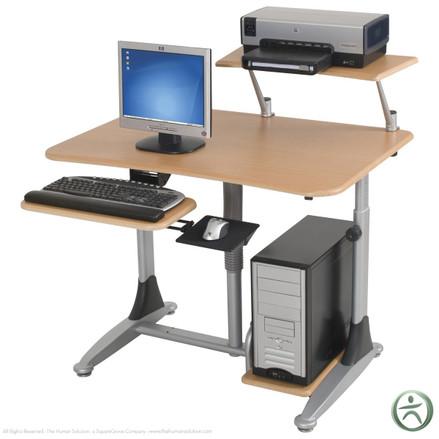 Balt Ergo E.Eazy Adjustable Workstation 82493 (Discontinued)