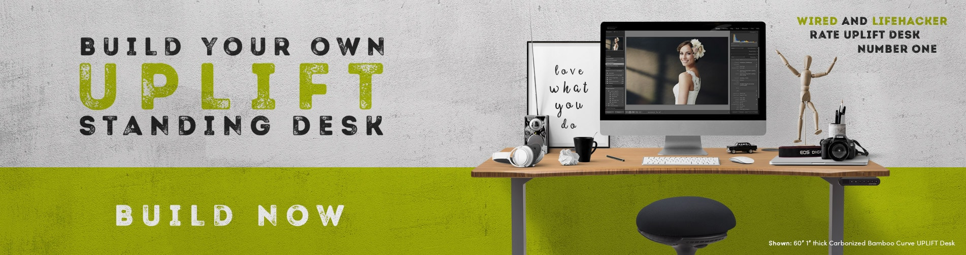 Build Your Own UPLIFT Standing Desk