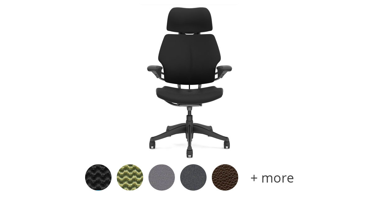 OPEN BOX Freedom Task Chair  by Humanscale