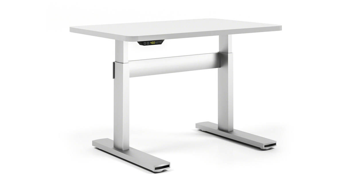 Picture of: Shop Steelcase Series 7 Electric Height Adjustable Desk